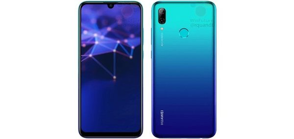 Huawei P Smart (2019) su GeekBench con Android Pie e 3GB di RAM