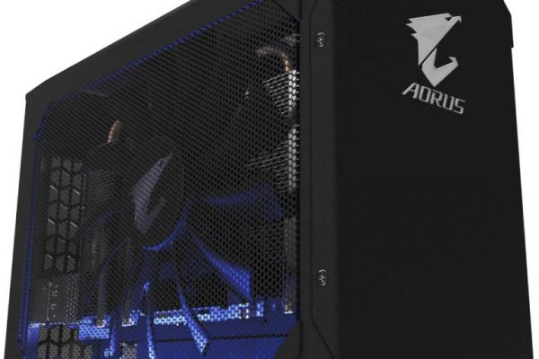 Aorus RTX 2070 Gaming Box, la grafica esterna pronta per il ray tracing