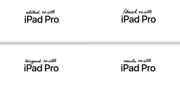 Apple: spot pubblicitari dell'iPad Pro realizzati con.. iPad Pro | Video