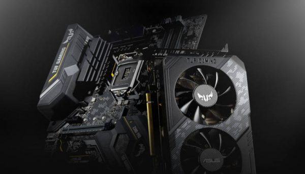 GeForce RTX 2060 anche in versione TUF (The Ultimate Force) per Asus