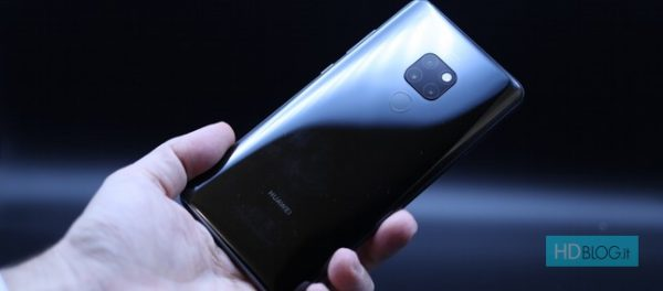 Huawei registra in Europa i marchi Mate Mini e Mate Smart