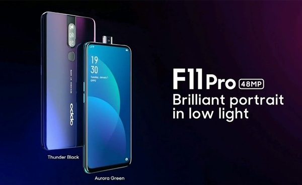 OPPO F11 Pro: video teaser svela il design completo