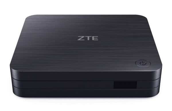 ZTE B866V2: set top box con Android TV e Dolby Vision