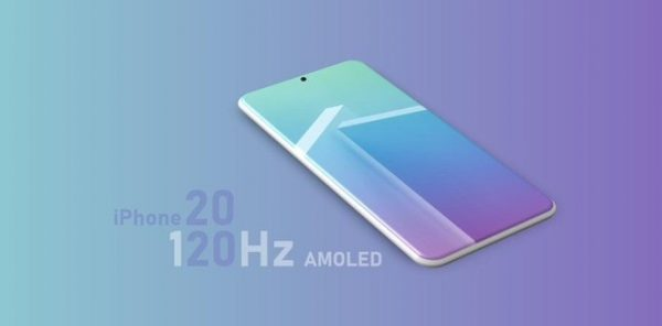 iPhone 2020 con schermo sino a 120Hz. Apple tratta con Samsung ed LG | Rumor