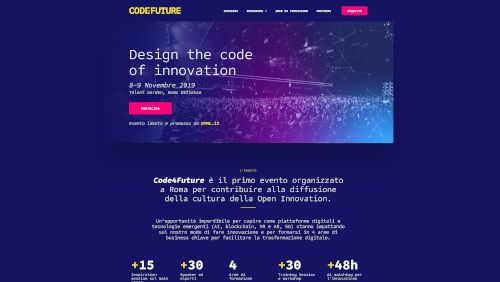Code4Future: HTML.it per l'Open Innovation, codice sconto per i lettori