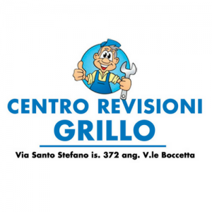 logo Centro Revisioni Grillo | Gommista Messina