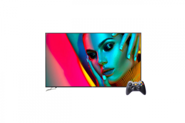 Motorola Smart TV 75″: LED 4K con Android e gamepad wireless | Prezzo India