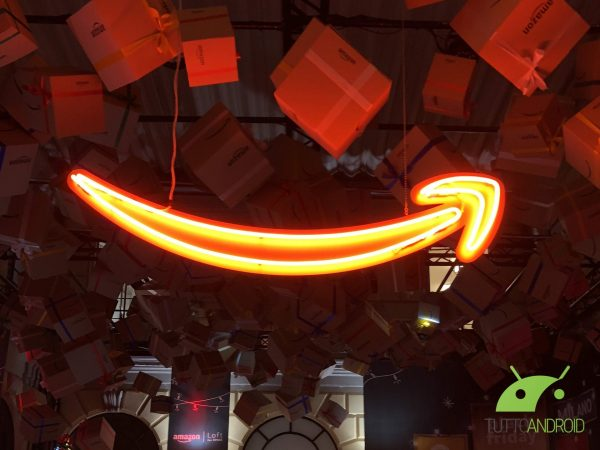 Amazon regala fino a 100 euro di sconto aprendo un account Business