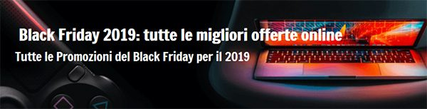 Monclick: cosa acquistare in vista del Black Friday