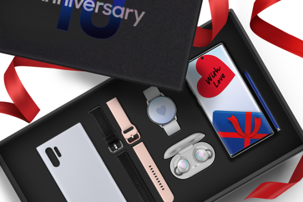 Samsung Galaxy Celebration Box: Note 10+, Active2 e Buds a prezzo scontato